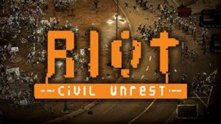 RIOT - Civil Unrest Giveaway