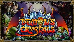 Demon's Crystals Giveaway *Updated*