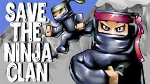 Save the Ninja Clan Giveaway!