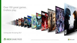 Xbox One Game Pass Giveaway!
