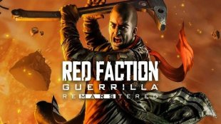 Red Faction Guerilla Re-Mars-tered Review